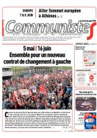 Journal CommunisteS n517 - 15 mai 2013