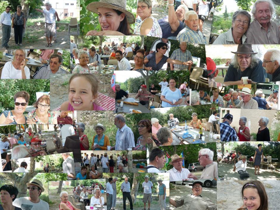 Encore une belle réussite, le repas républicain 2014 de l'Assemblée Citoyenne du Bassin Manosquin !