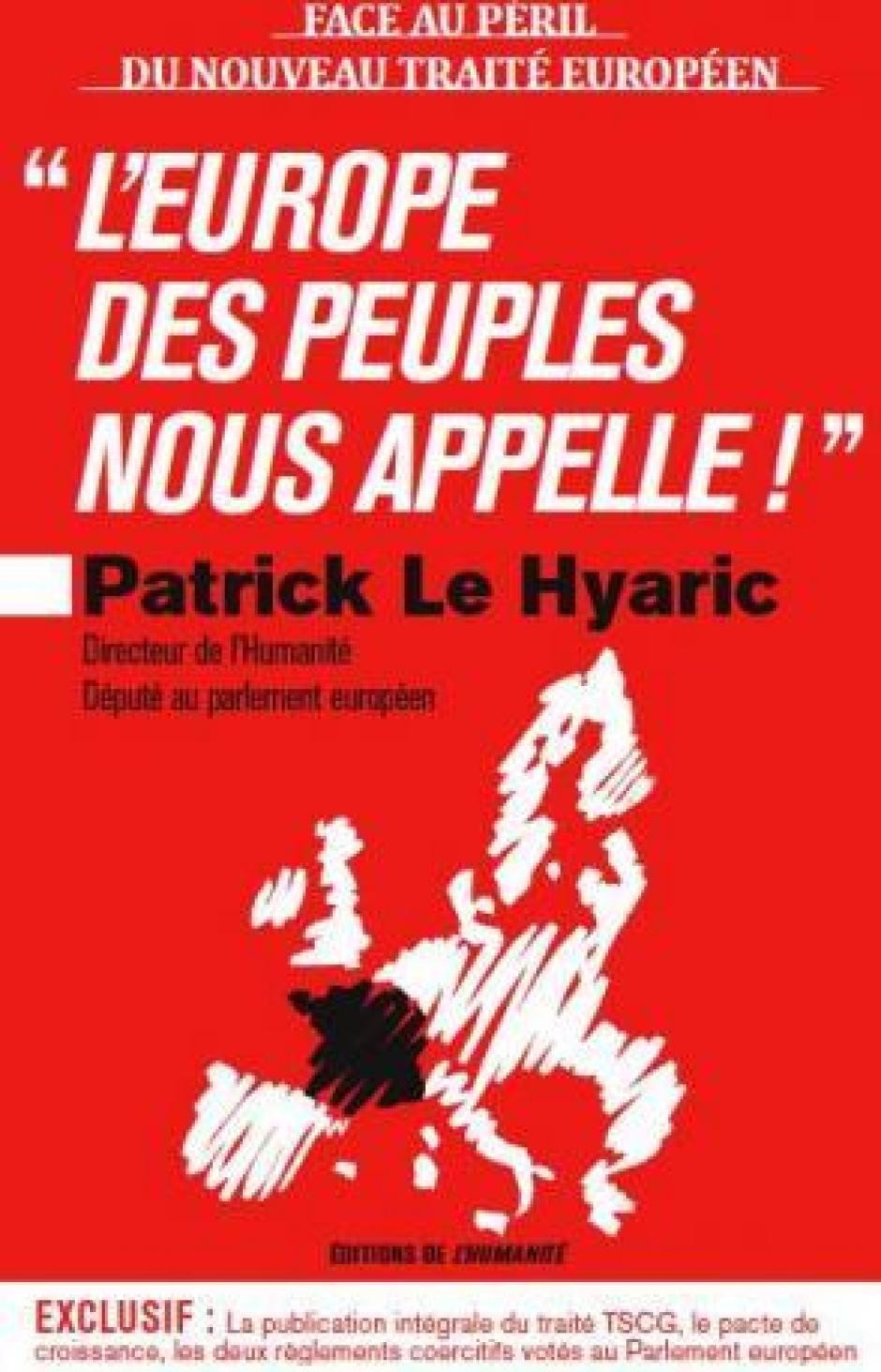 L'Europe des peuples nous appelle