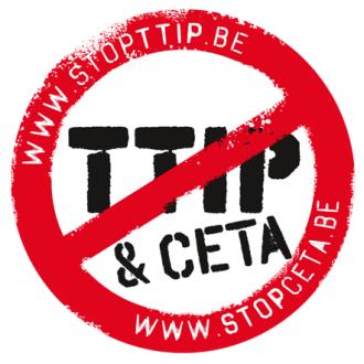 Non aux traités libéraux #CETA nous de décider !