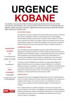TRACT - URGENCE KOBANE