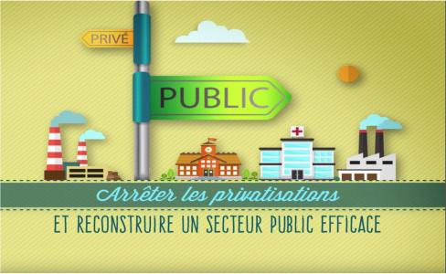 Contre l'austérité : pour un service public du XXIème siècle !