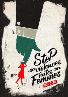 Les violences contre les femmes, ça suffit !